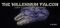 Millennium Falcon Minecraft