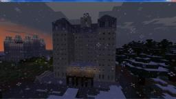 Salt Lake City Temple Grounds Minecraft Map & Project