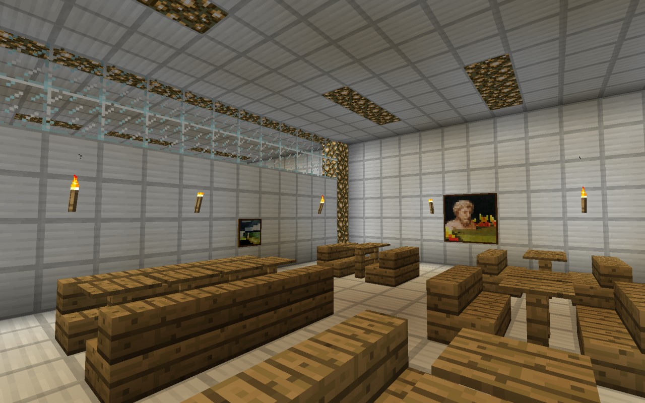 New Hospital Minecraft Project