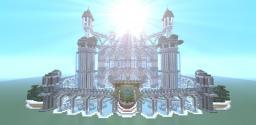 Piazza Del Monte Blanc Minecraft Project