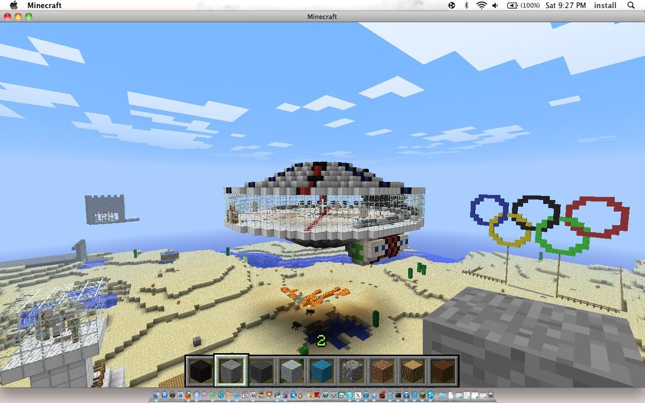 Olympic Craft Minecraft Server