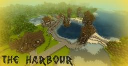 The Harbour Minecraft Map & Project