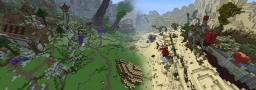Warsong Gulch - Rival Kingdoms! Minecraft Map & Project