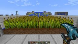 Minecraft Wheat Farm Tutorial - Your Average Wheat Farm With A Twist Minecraft Map & Project