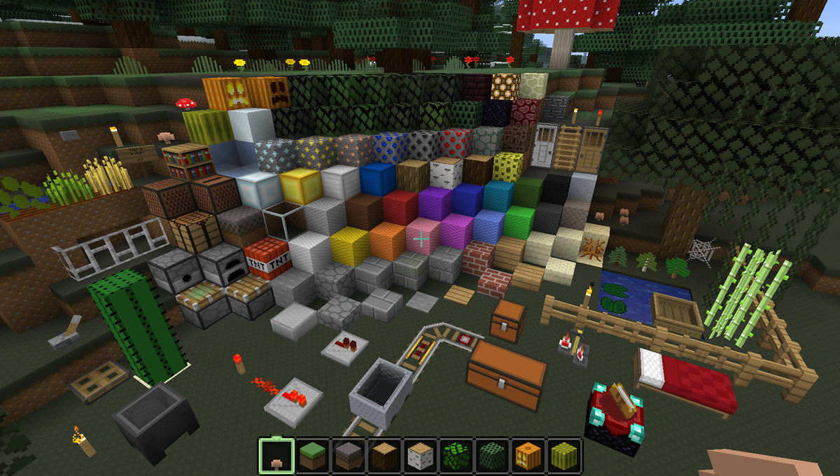 All minecraft blocks minecraft texture pack