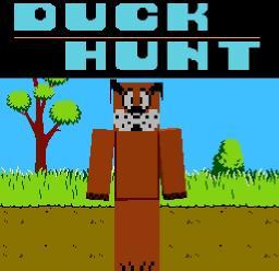 [x32] Duck Hunt Dog Skin Minecraft Blog Post