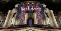 Aula Concordia Minecraft Map & Project
