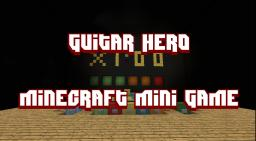 Guitar Hero - Minigame Minecraft Project