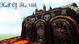Hall of the 13th Minecraft Map & Project