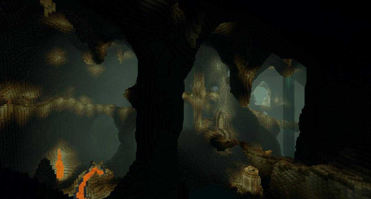 mines of moria by eventime map download link