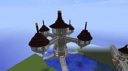 The New World Minecraft Map & Project