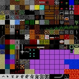 IDK Kraft Minecraft Texture Pack