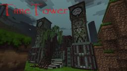 Time Tower Minecraft Map & Project