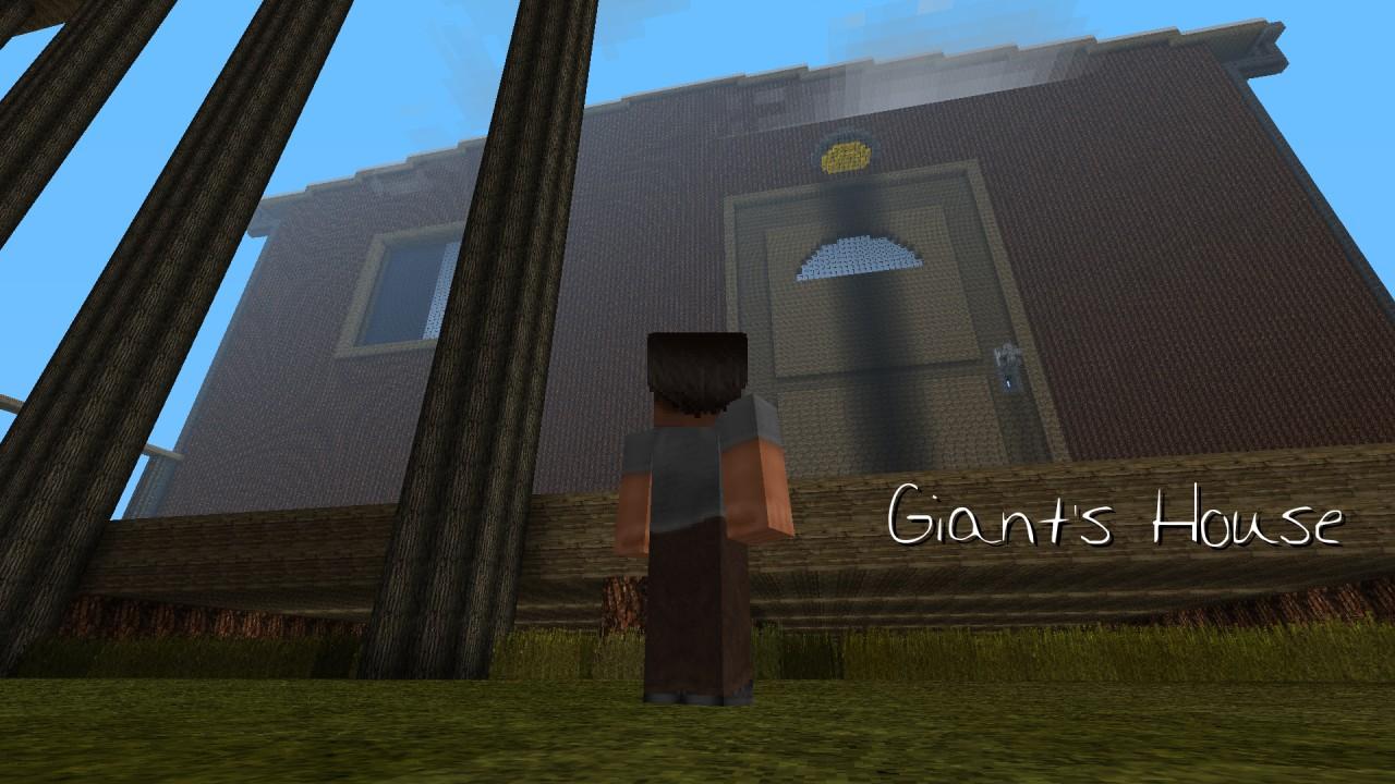 Giant's House Minecraft