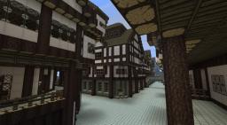 Anyone interested of tudor houses/villages Minecraft Blog