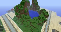 First Landscaping Minecraft Map & Project