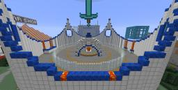 Completed Mob Arena Minecraft Project