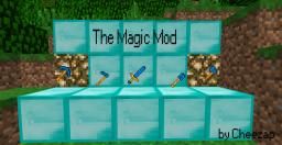 The Magic Mod; Now Open Source Minecraft Mod