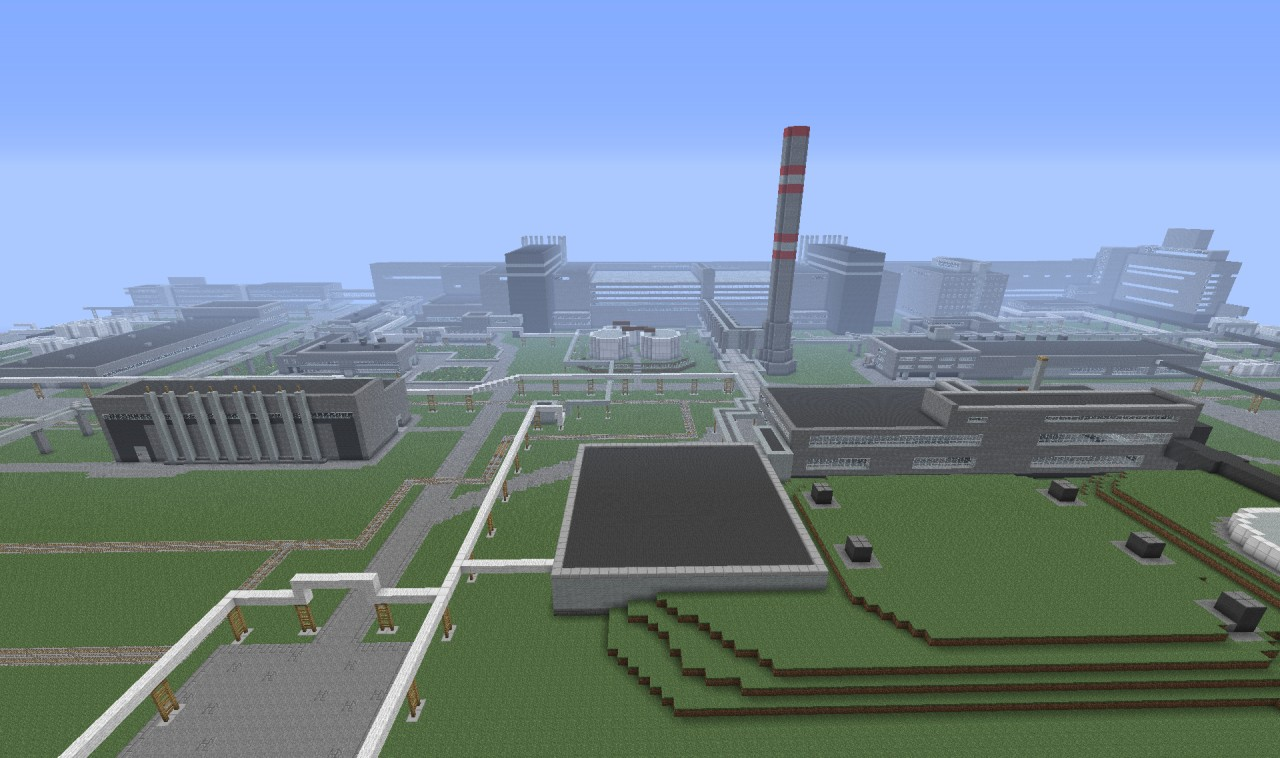 Project : Chernobyl Nuclear Power Plant (ChNPP) · Dondor