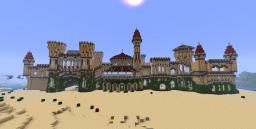 Kathos Palace Complex Minecraft Map & Project