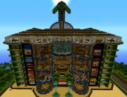 Minecraft Resort Minecraft Project