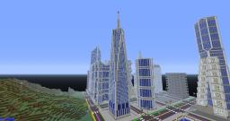 New World Trade Center Minecraft Map & Project
