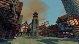 Fable II - Bowerstone Minecraft Map & Project