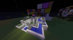 Modern Minecraft House Minecraft Project