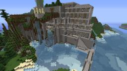 Mountainside House Minecraft Map & Project