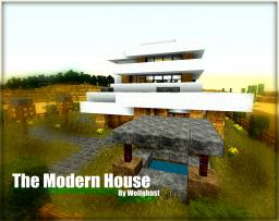 The Modern Town | Schematic | Furnitured! =) Minecraft Map & Project
