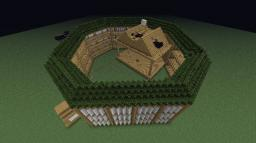 The Globe Theater Minecraft Map & Project