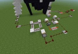 Automatic chicken slaughter Minecraft Map & Project