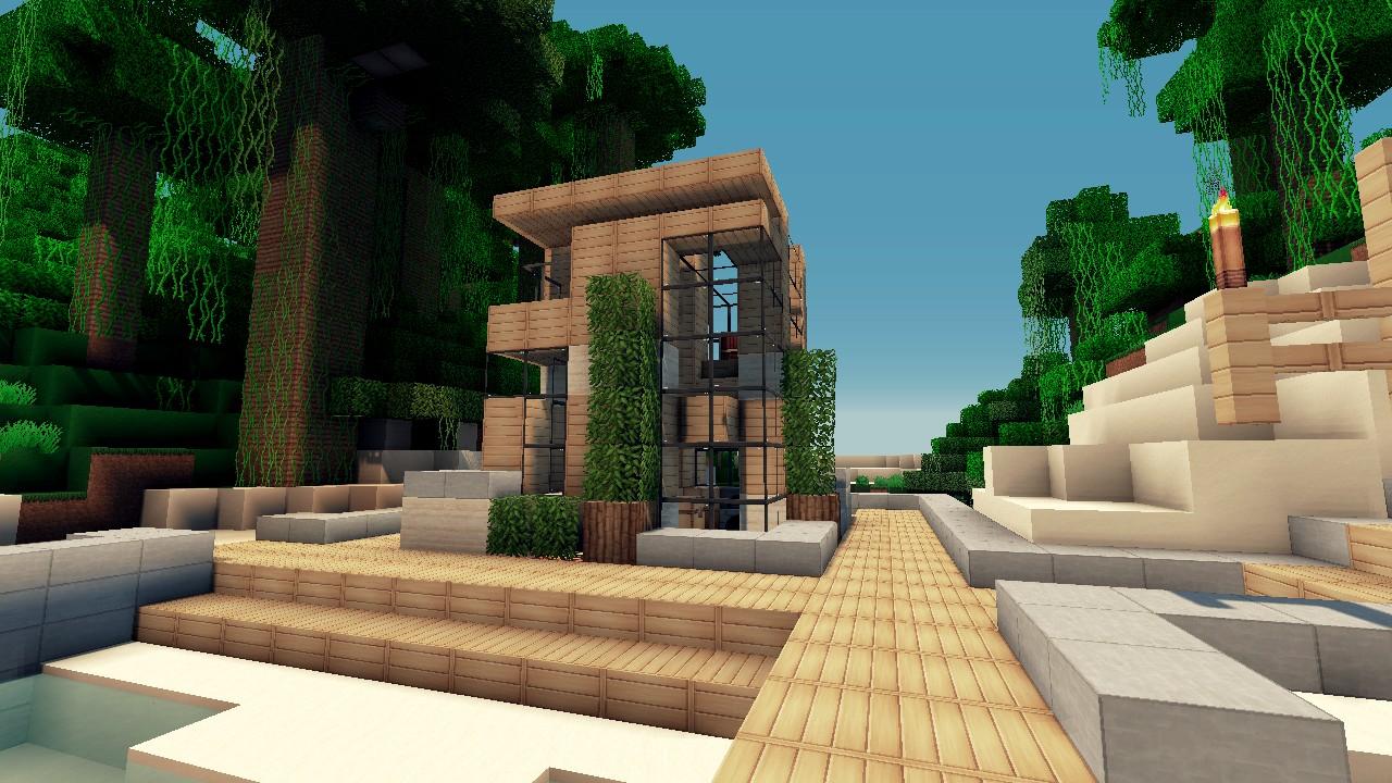 XS House Lets Build Lot Size 6x6 - Beach Town Project ...