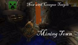 Mining Town Minecraft Map & Project