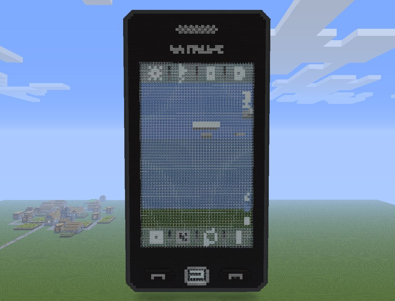 samsung s5230 star minecraft project