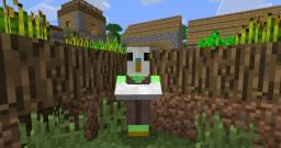 Budgie Mobs Minecraft Texture Pack
