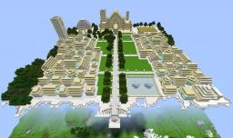 Heaven and... That other place Minecraft