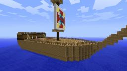 my ship Minecraft Project