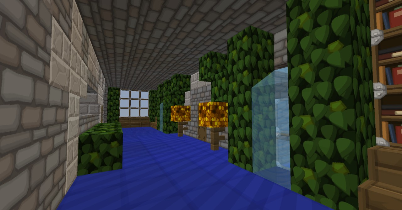 Ender Tower Minecraft Project