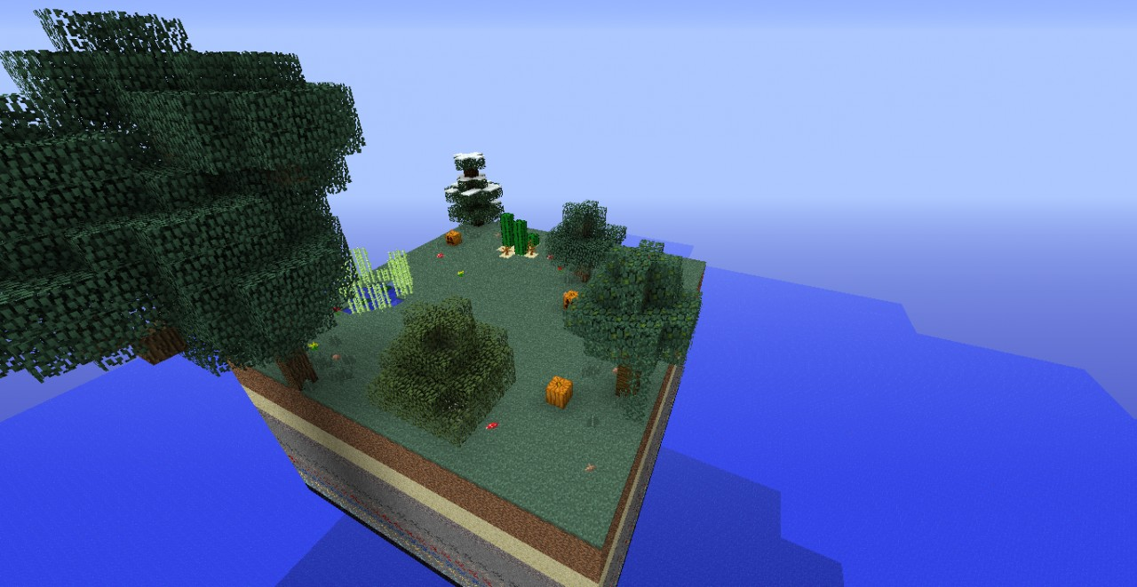 Download skyblock for minecraft