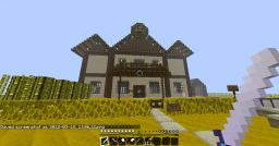 Giant Manor House Minecraft Map & Project
