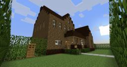 Minecraft Cottage Minecraft Map & Project