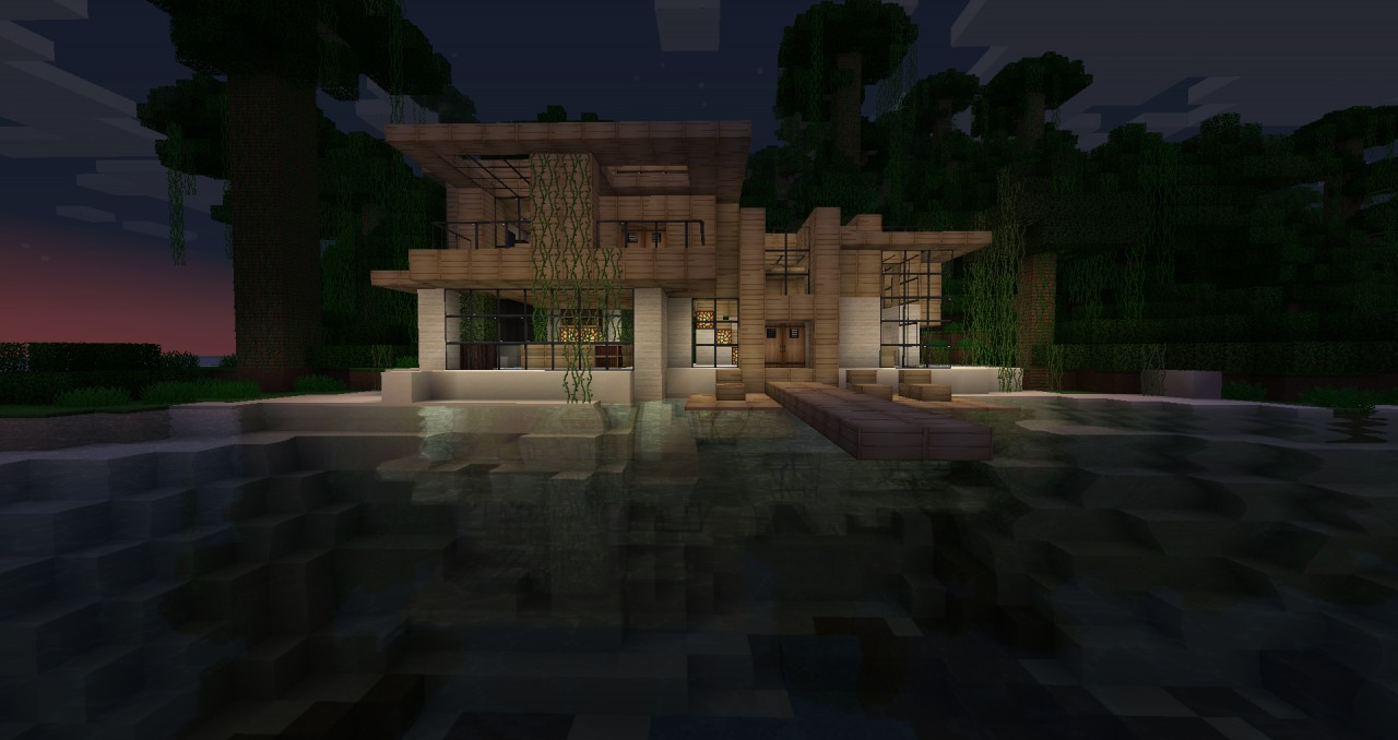 Modern jungle house 5 diamonds
