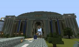 Central railway station Minecraft Map & Project
