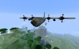 C-130 Carrier Minecraft Map & Project