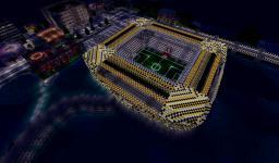 Gregorian Arena Minecraft Map & Project