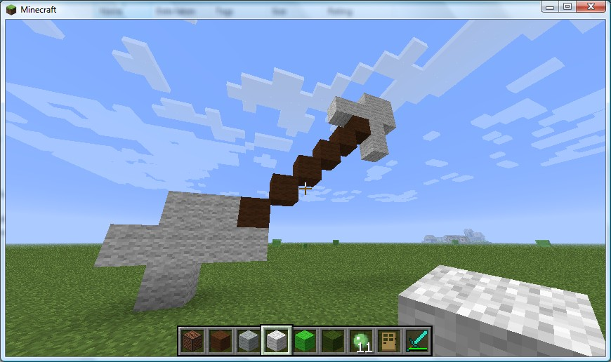 how to get arrows in minecraft