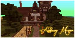 Ashbury Manor Minecraft Map & Project