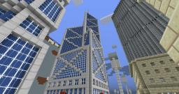 Bank Of China Minecraft Map & Project