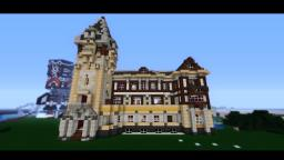 Manor Minecraft Map & Project